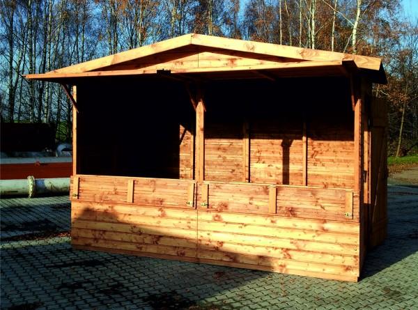 Markthütte 3,50m x 1,80m
